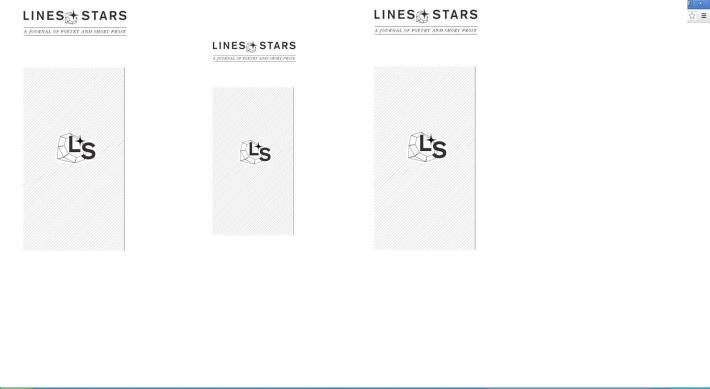 Purchase a Copy of Archivism - Lines + Stars' Print Publication, Winter 2013