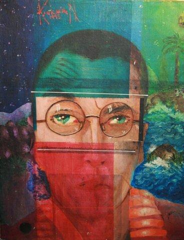 Self Portrait #1: Isaac Kirkman