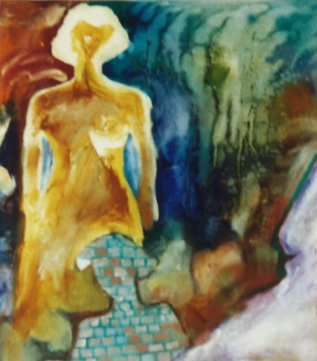 """Helen of Fairhaven Road"" Original artwork by Erie Chang © Erie Chang"