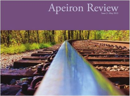 """Jeremy!"" by Jamez Chang & Isaac Kirkman Appears in Apeiron Review—Issue 3, May 2013"